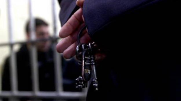 polizia penitenziaria palmi, soldi, Reggio, Calabria, Archivio