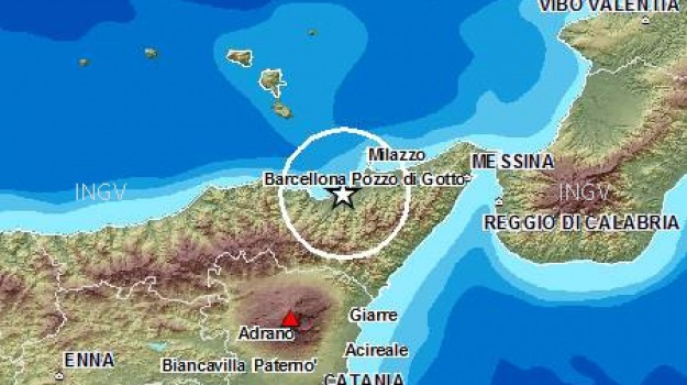 barcellona, messina, terremoto, Messina, Archivio