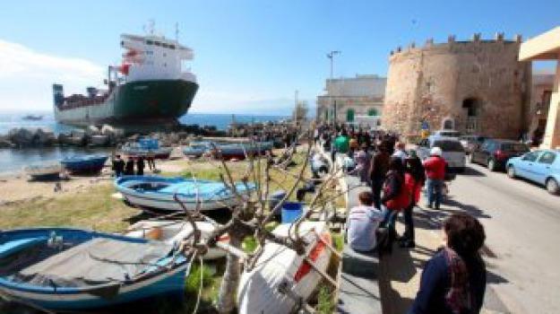 hc rubina, scontro nave, Messina, Archivio