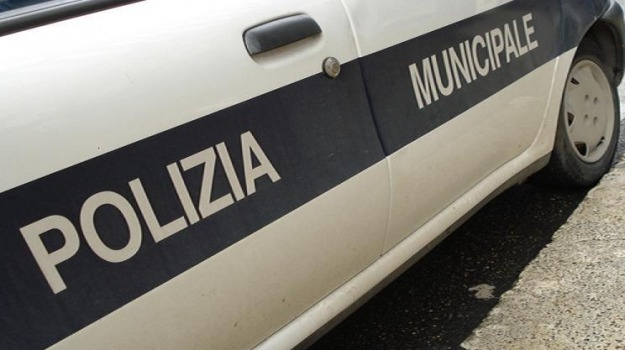 messina, polizia municipale, sosta selvaggia, Messina, Archivio