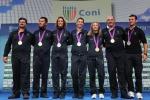 Italia super, 5 medaglie in un giorno
