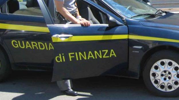 guardia finanza, sconti, Messina, Archivio