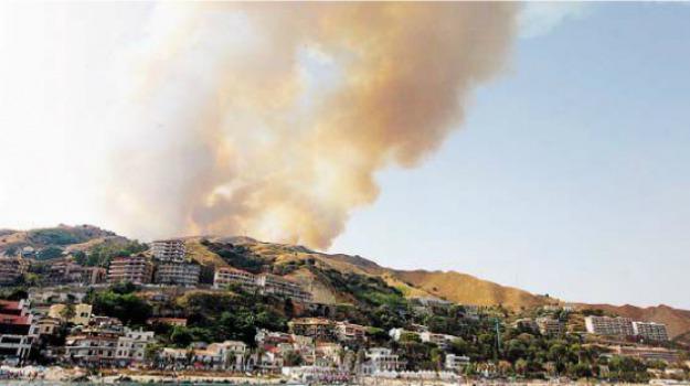 incendi, messina, Messina, Archivio