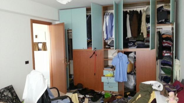 furto appartamento, Cosenza, Calabria, Archivio