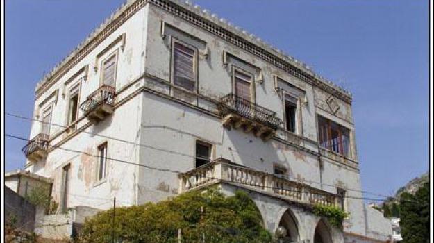 villa mon repos, Messina, Sicilia, Archivio
