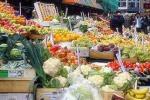 I mercati a reggio sono soprattutto alimentari