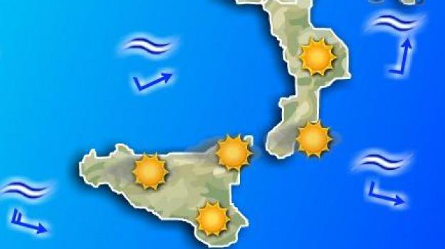 meteo, Calabria, Archivio