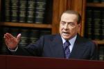 Berlusconi condannato a 4 anni