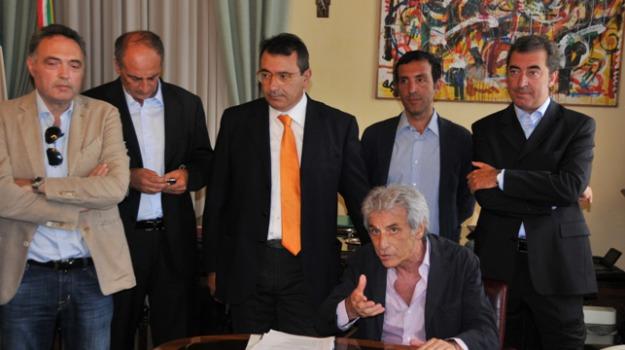 consiglio provinciale, nanni ricevuto, palazzo dei leoni, rimpasto giunta, Messina, Archivio