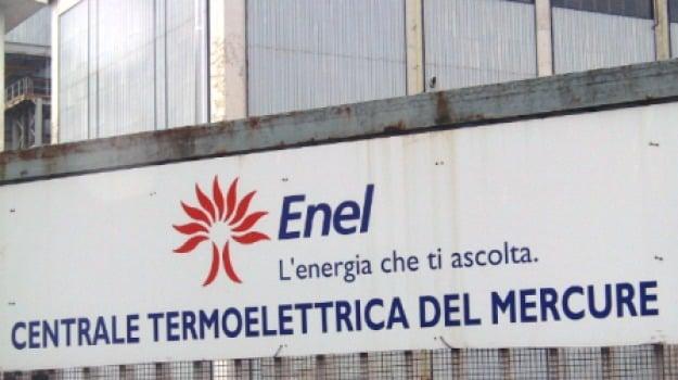 centrale del mercure, Cosenza, Calabria, Archivio