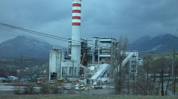 biomasse protesta, centrale mercure, Cosenza, Calabria, Archivio
