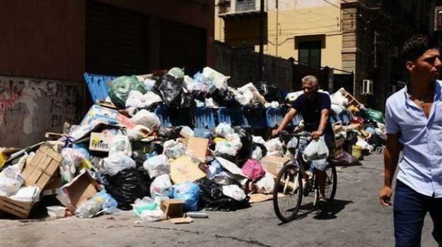 emergenza rifiuti, Messina, Archivio