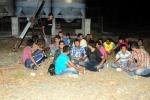 Quaranta clandestini sbarcano nella notte alla foce dell'Alli