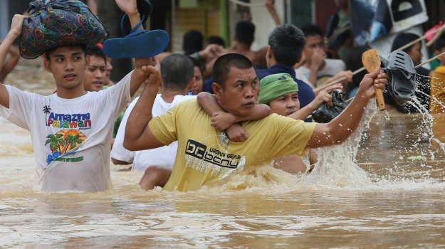 filippine, inondazioni, manila, Sicilia, Archivio