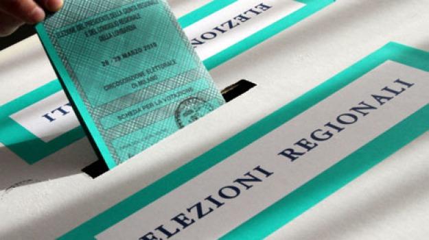 elezioni regionali, Messina, Archivio