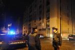 I Carabinieri mettono quartiere sotto assedio