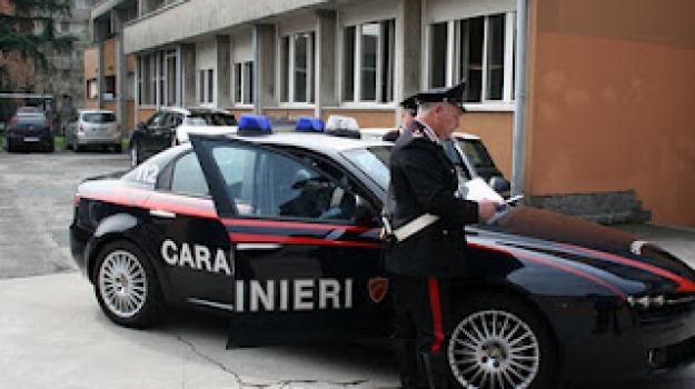 arrestato, carabinieri, Condanna definitiva, vittoria, Sicilia, Archivio
