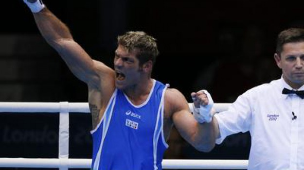 boxe russo, londra 2012, Sicilia, Sport