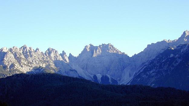 cridola, tragedia montagna, tre alpinisti morti, Sicilia, Archivio, Cronaca