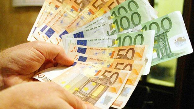 alì terme, euro, finanziere, Messina, Archivio