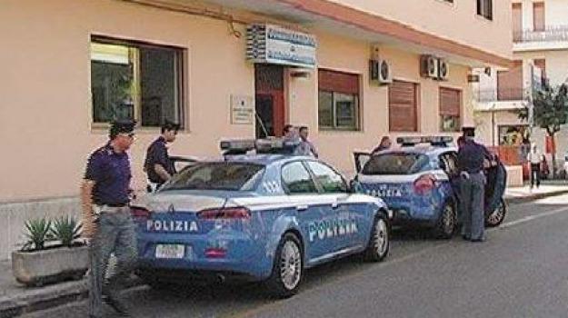 barcellona pozzo di gotto, polizia, rissa, Sicilia, Archivio