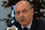 """Juventus, annuncio choc di Marotta: """"Dal 25 ottobre non sarò più l'ad"""""""