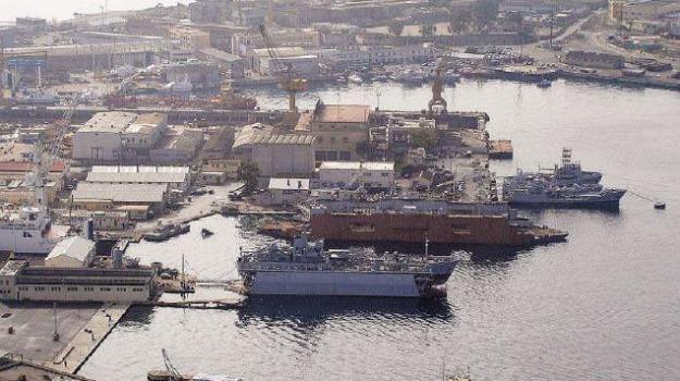 arsenale, centro nato, Messina, Archivio
