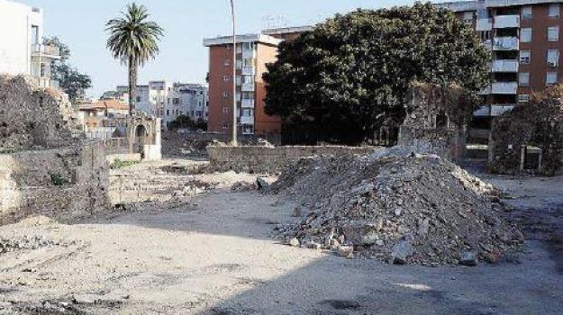giostra, parco urbano, Messina, Archivio