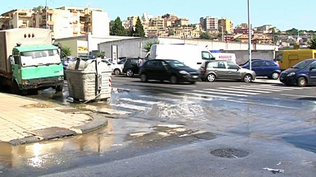 buca viale europa, Messina, Archivio