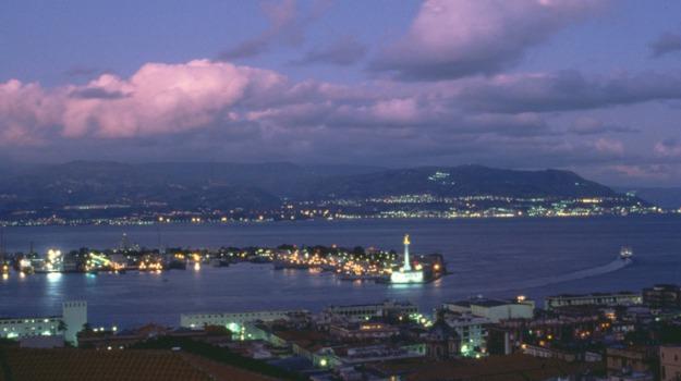notte, temperature, Messina, Archivio