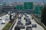 Controesodo, giornata di traffico intenso