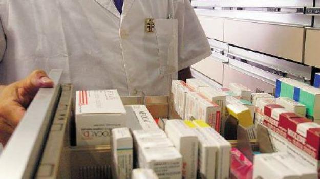 farmaci, ricette mediche, Messina, Archivio