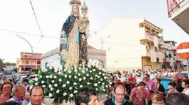 processione, Messina, Archivio