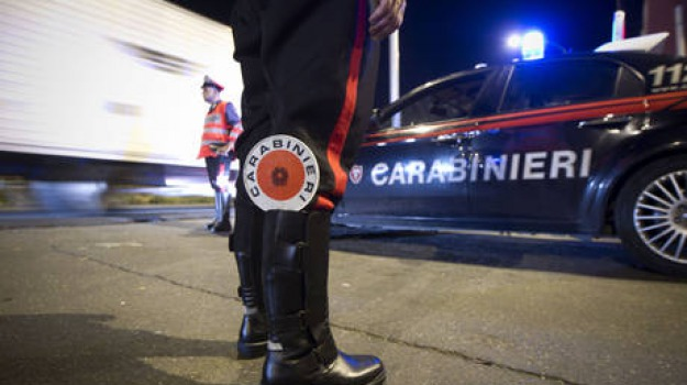 carabinieri, etilometro, mauro aquino, patti, sindaco, Messina, Sicilia, Archivio