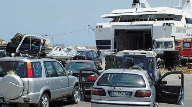 eolie, milazzo, trasporti, Messina, Archivio