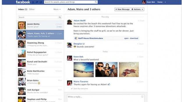 email, facebook, nuovo look, Sicilia, Archivio, Cronaca