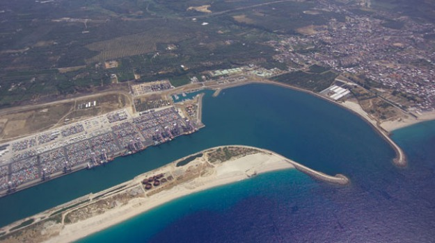 gioia tauro, porto, Reggio, Calabria, Politica