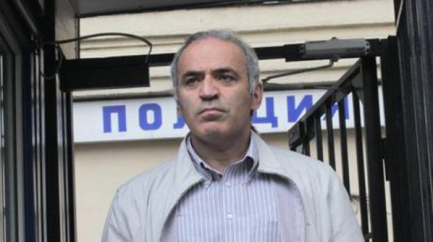 assolto, garry kasparov, opposizione, russia, Sicilia, Archivio