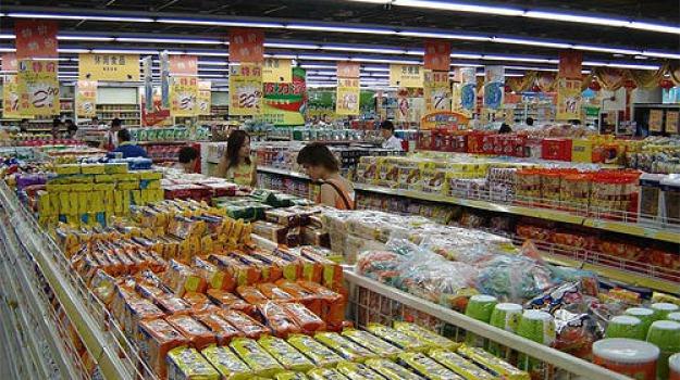 furto supermercato, messina, Messina, Archivio