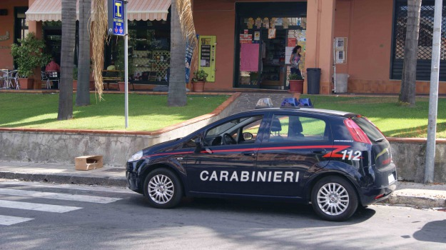 carabinieri arresti, torregrotta, Messina, Archivio