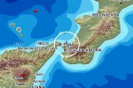 Terremoto magnitudo 4.6 nello Stretto di Messina