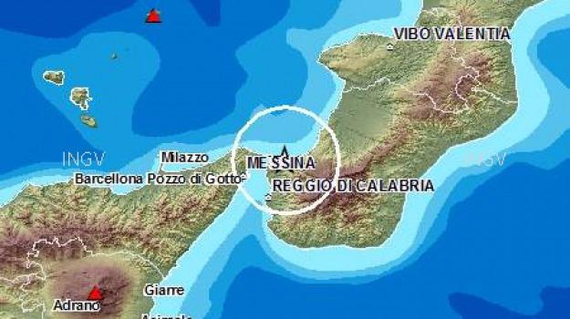 messina, sisma, stretto, terremoto, Reggio, Messina, Archivio