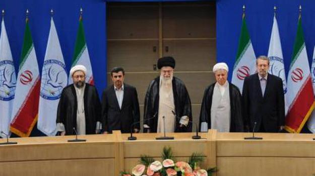 ali khamenei, iran, nucleare, paesi non allineati, summit, Sicilia, Archivio