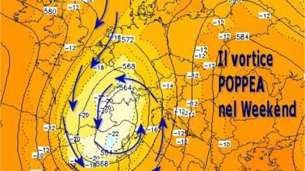 caldo, estate, pioggia, poppea, vortice, Sicilia, Archivio, Cronaca