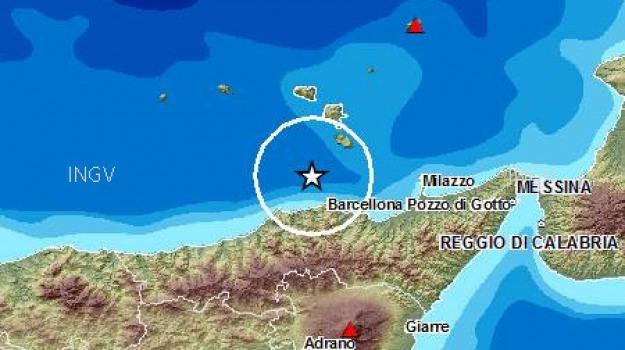 golfo di patti, terremoto, Messina, Archivio