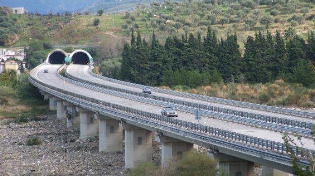 incidente, milazzo autostrada, Messina, Archivio