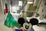Stamina: infusione sul bambino siciliano