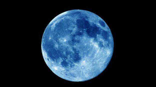 31 agosto, luna blu, secondo plenilunio, Sicilia, Archivio, Cronaca