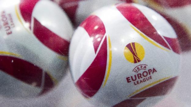 europa league, Sicilia, Archivio, Sport