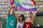 La parata gay più affollata d'Italia